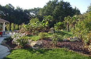 Création de jardins paysagiste
