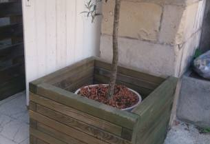 Jardinières poitiers