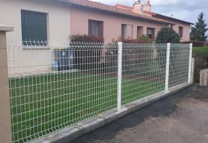 clôture élagage tours
